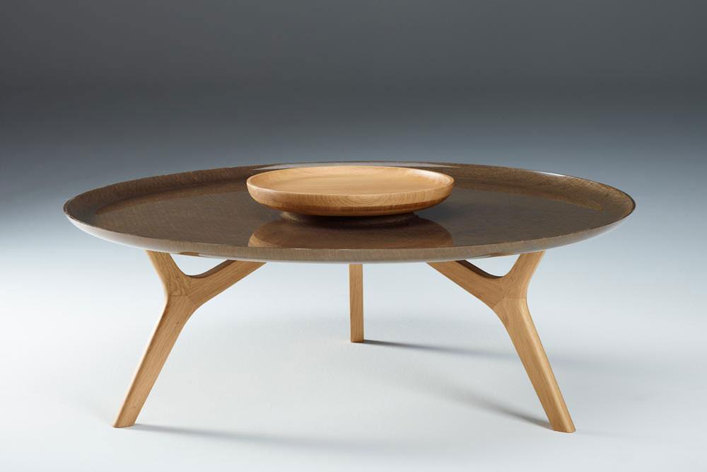 Table basse design pas cher vintage