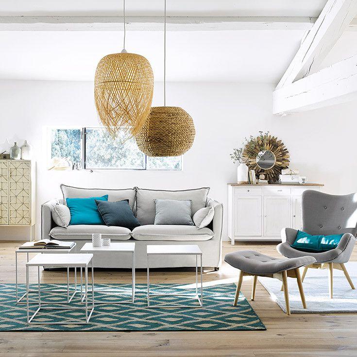 Maison du monde meuble sejour