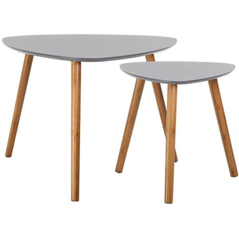 Table basse scandinave auchan