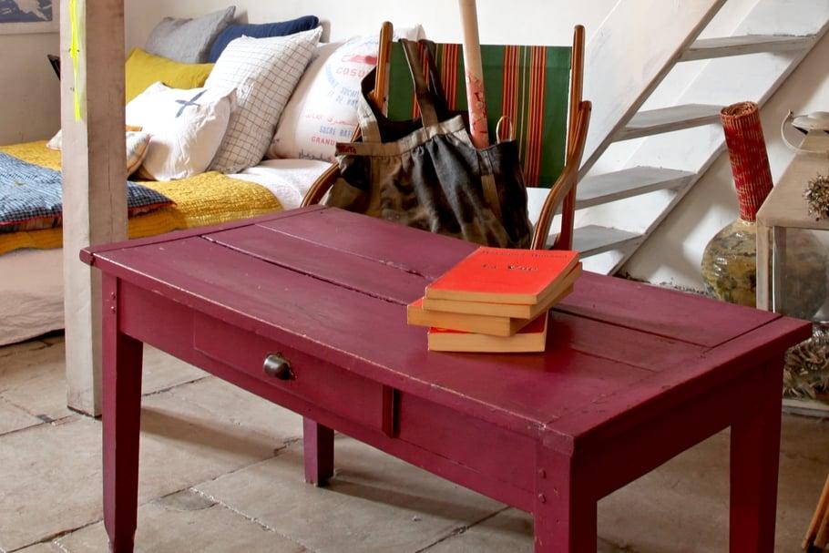 Comment restaurer une table de cuisine en bois