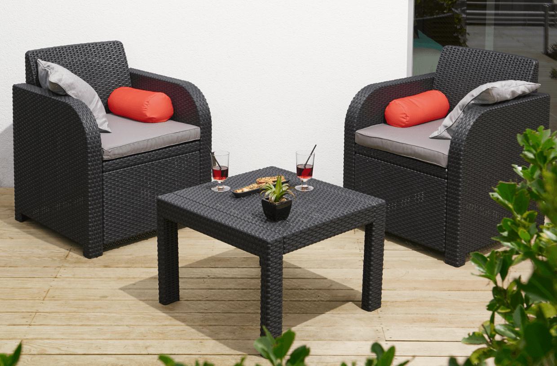 table basse exterieur gifi. Black Bedroom Furniture Sets. Home Design Ideas
