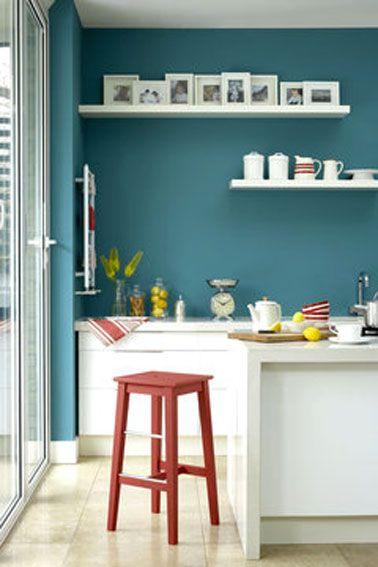 Photos décoration peinture cuisine