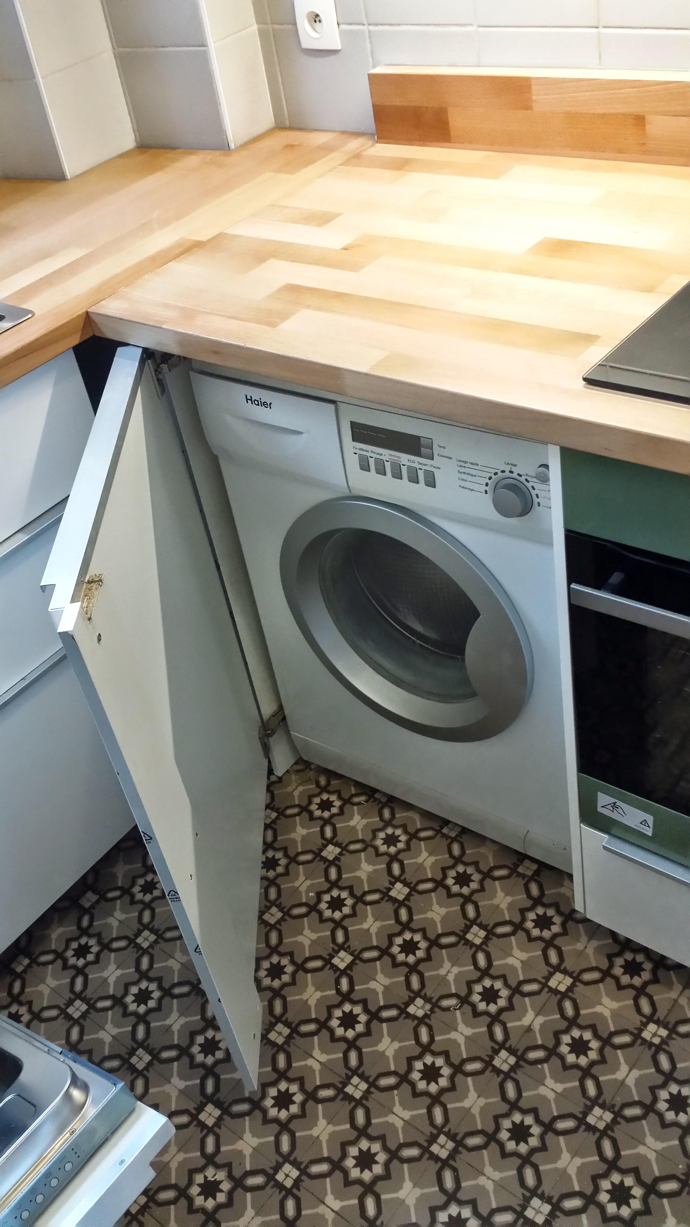 Meuble cuisine ikea lave vaisselle