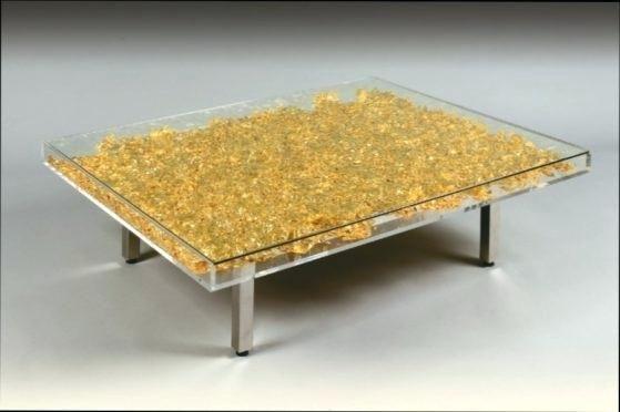Table basse klein