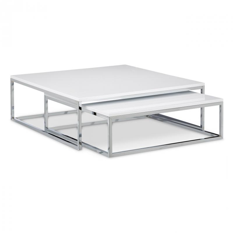 Grande table basse gigogne