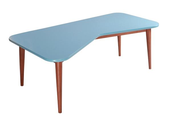 Table basse design années 50