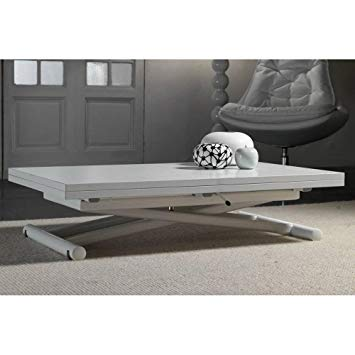 Table basse relevable lift