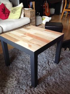 Table basse gigogne bois ikea - Ikea table basse lack ...