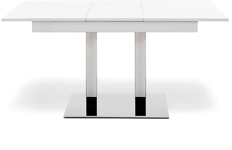 Table de cuisine haute pied central
