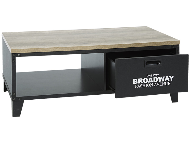 Table basse loft conforama