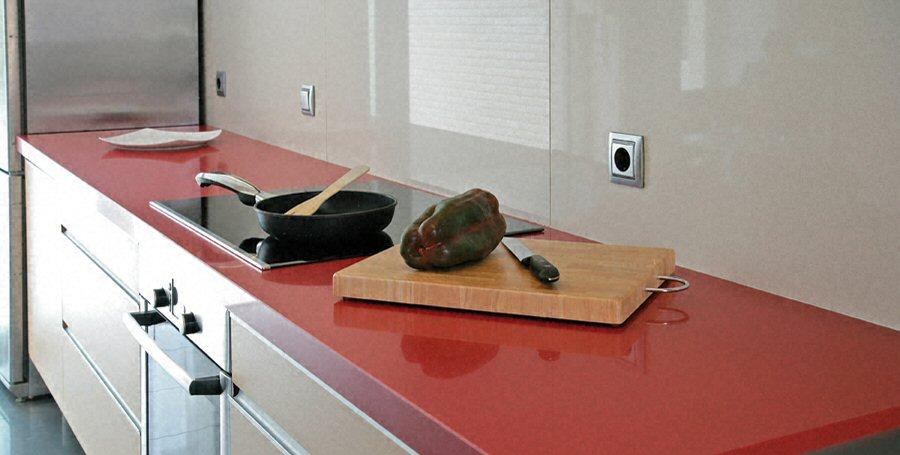 Plan de travail pour cuisine moderne