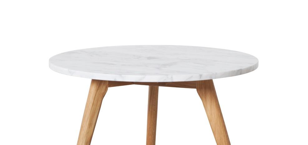 table basse marbre blanc bois. Black Bedroom Furniture Sets. Home Design Ideas