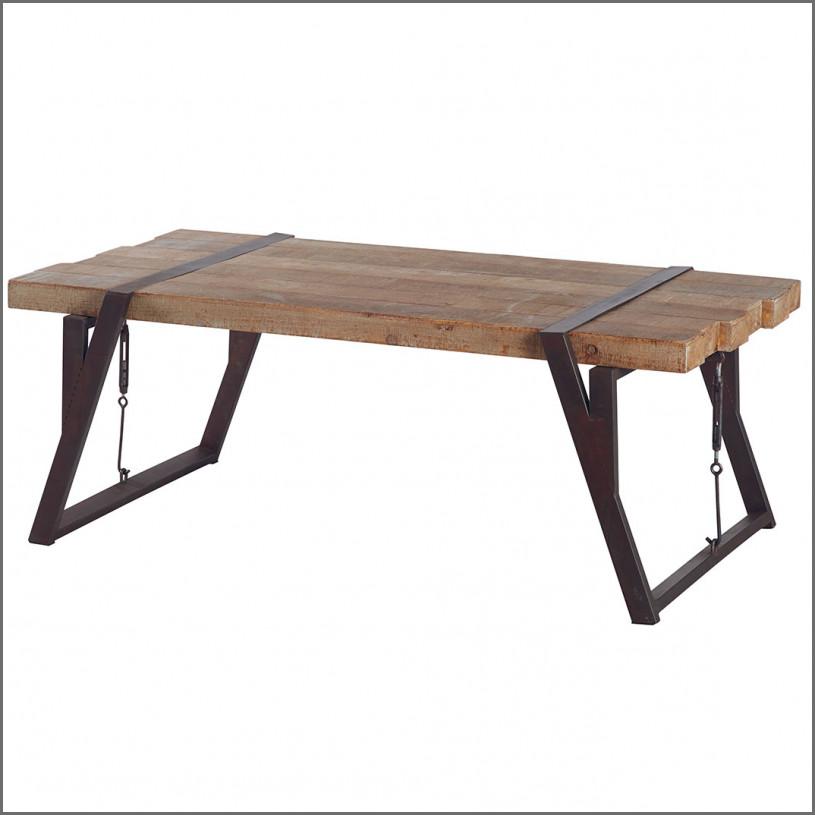 Fabriquer sa table basse scandinave