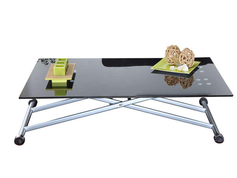 table basse conforama relevable  tendancesdesignfr