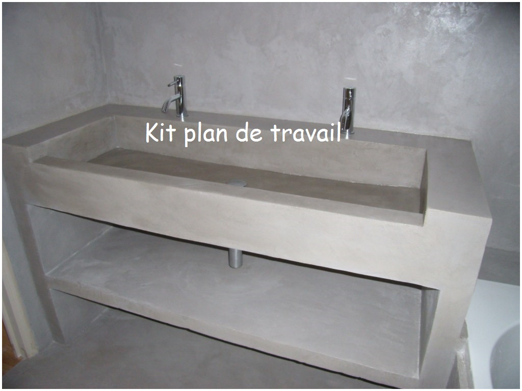 b ton cir sur carrelage plan de travail leroy merlin. Black Bedroom Furniture Sets. Home Design Ideas