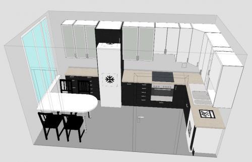 Logiciel de dessin de cuisine 3d gratuit