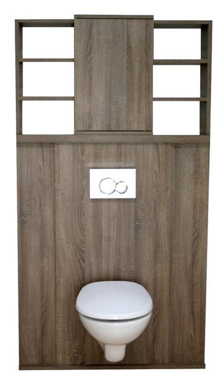 meuble dessus de wc castorama. Black Bedroom Furniture Sets. Home Design Ideas