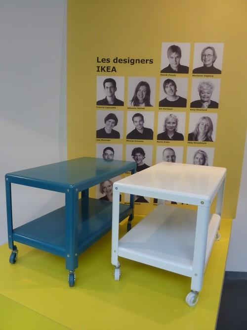 Table basse ikea palette
