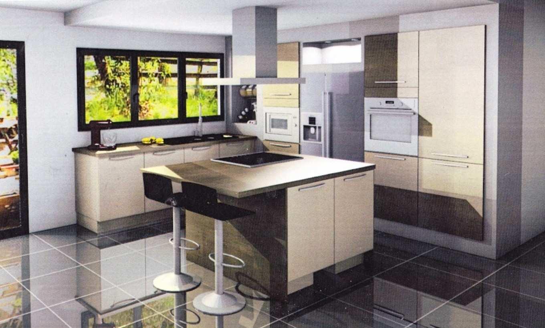 Idée décoration cuisine salon