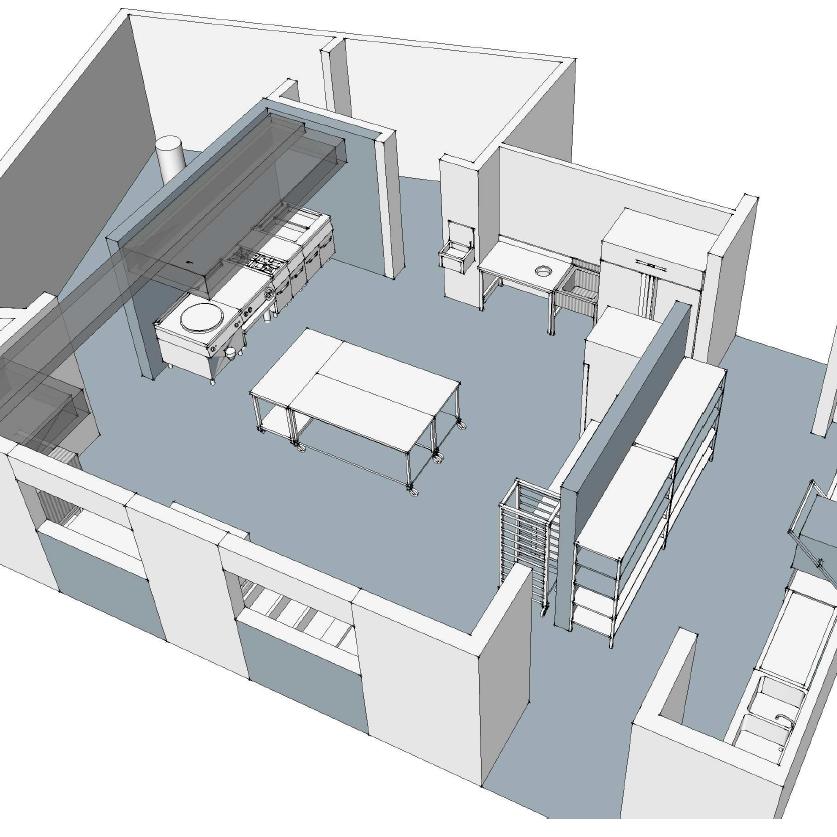 logiciel conception cuisine restaurant - tendancesdesign.fr