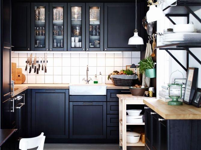 Modele de cuisine bistrot - Cuisine ambiance bistrot ...