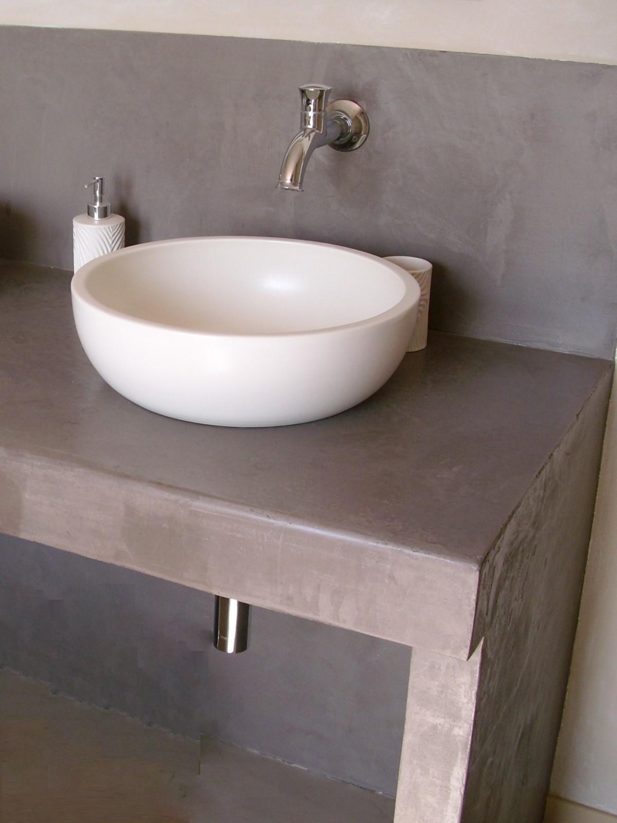 Plan de travail salle de bain couleur - livraison-clenbuterol.fr