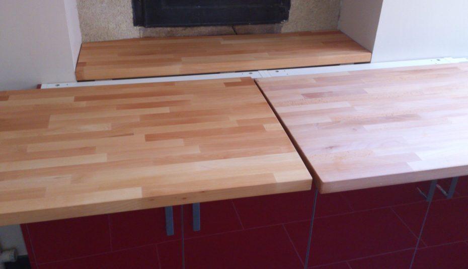 installer plan de travail cuisine angle. Black Bedroom Furniture Sets. Home Design Ideas