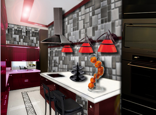 Deco pour cuisine moderne - tendancesdesign.fr