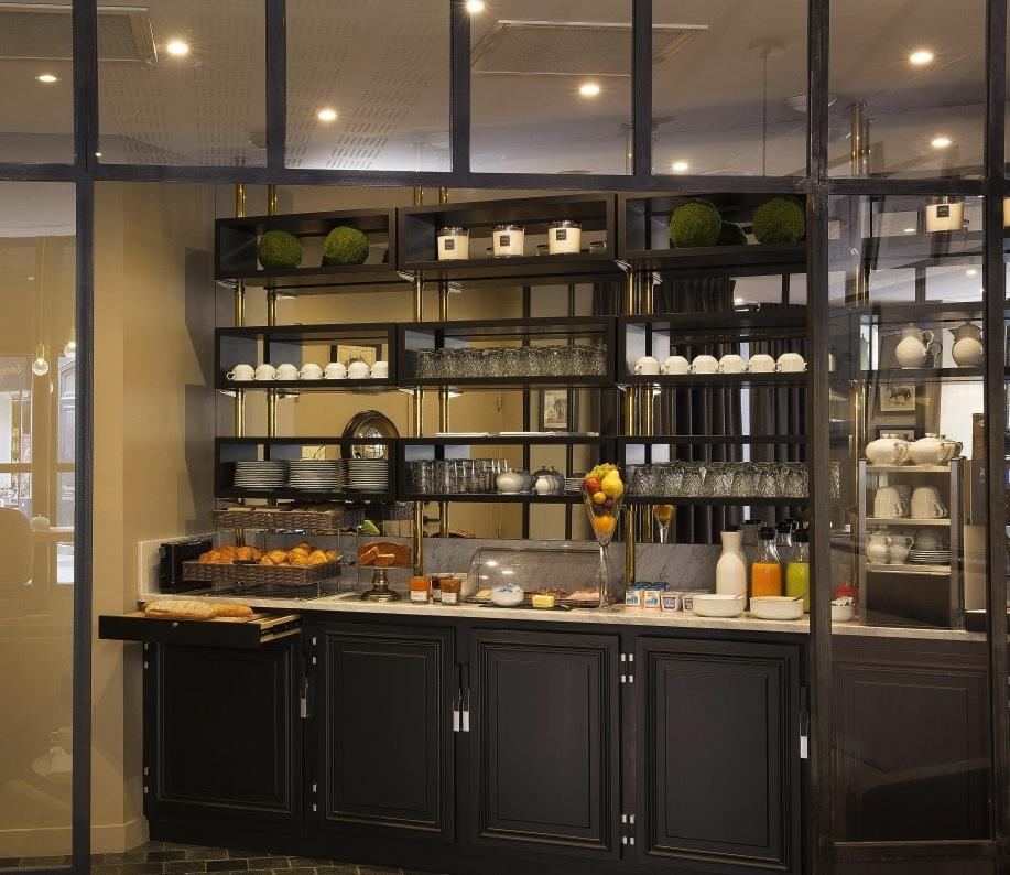 d coration pour cuisine noir. Black Bedroom Furniture Sets. Home Design Ideas