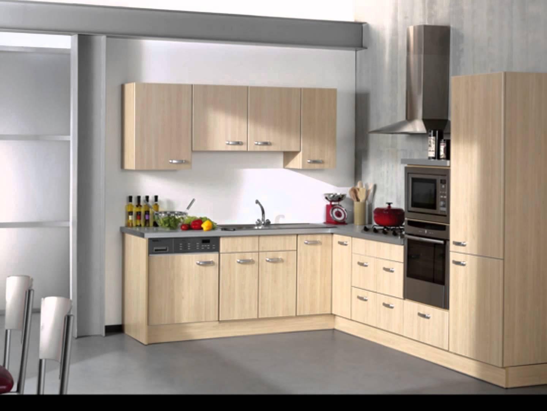 Model de cuisine pour appartement