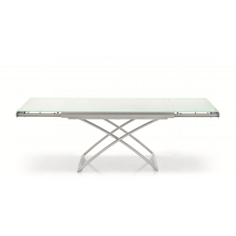 Table basse relevable calligaris