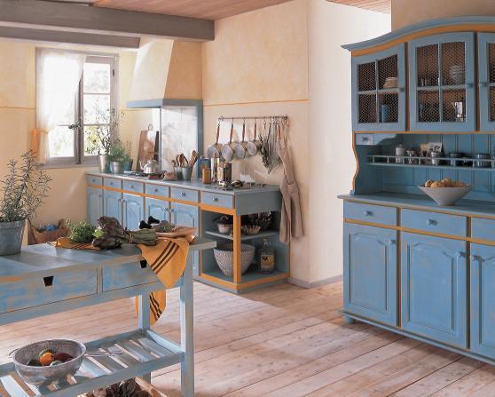 Modele deco cuisine campagne - tendancesdesign.fr