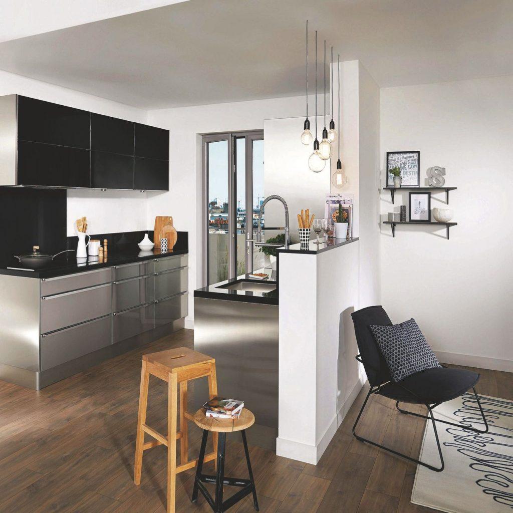 Idée déco salon séjour cuisine