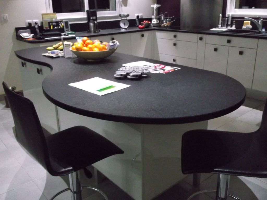 plan de travail snack arrondi ikea. Black Bedroom Furniture Sets. Home Design Ideas
