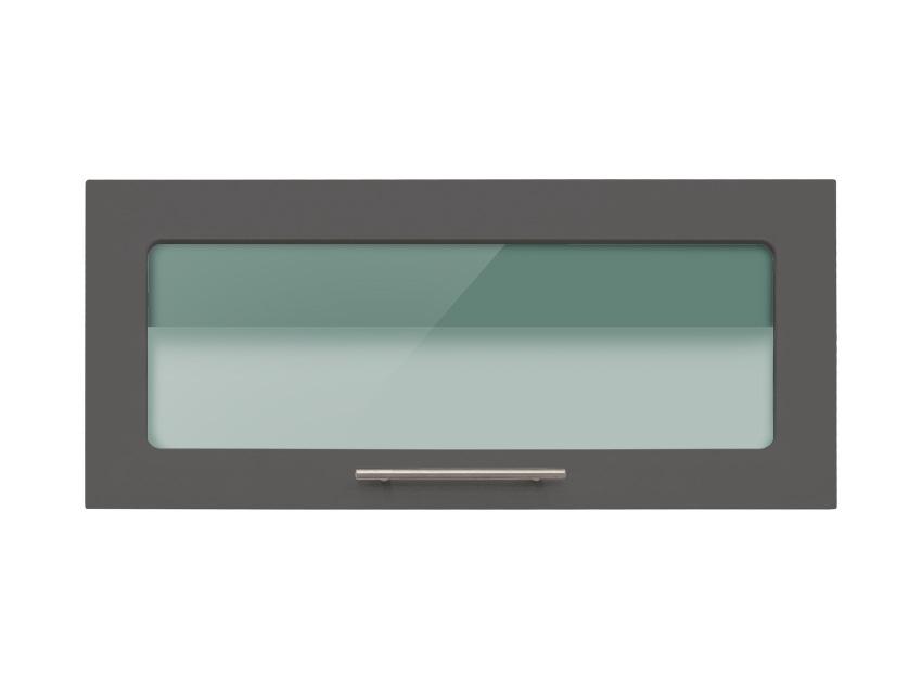 Meuble haut cuisine vitré 60 cm