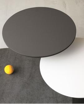 Table basse ronde ceramique