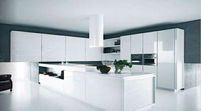 Deco pour cuisine blanc