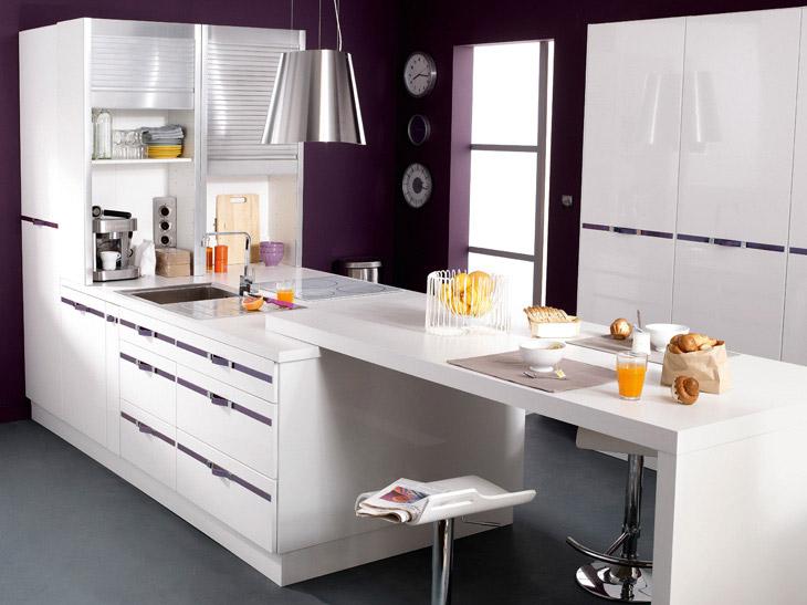 Model de cuisine geant