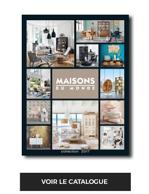 Maisons du monde catalogue 2015