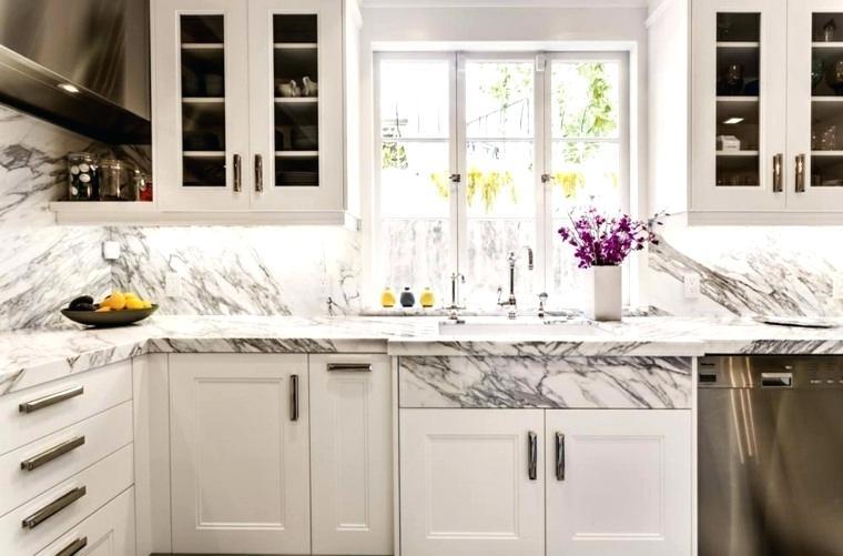 Plan de travail en marbre pour cuisine - Marbre pour cuisine ...