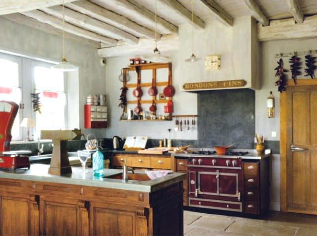 Modele cuisine bistrot - Meuble cuisine bistrot ...