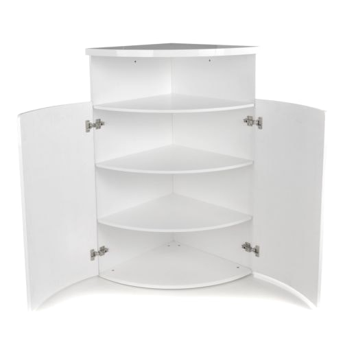 petit meuble d 39 angle blanc. Black Bedroom Furniture Sets. Home Design Ideas