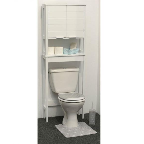 Meuble dessus de wc castorama