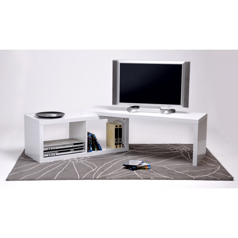 Meuble d'angle tv design