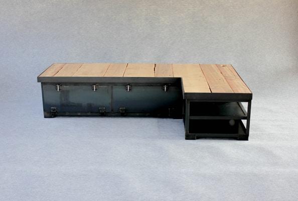 Relooker un meuble d'angle