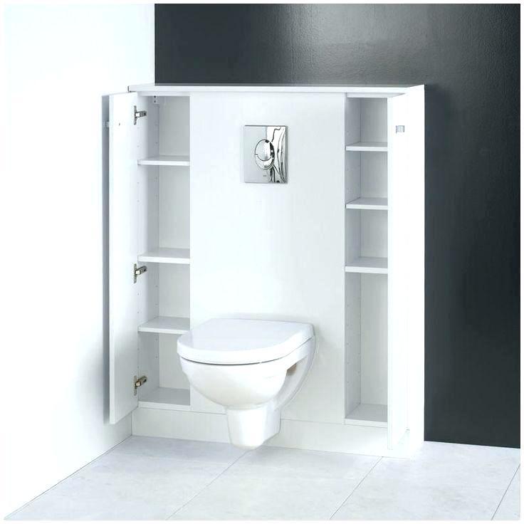 Meuble haut toilette leroy merlin