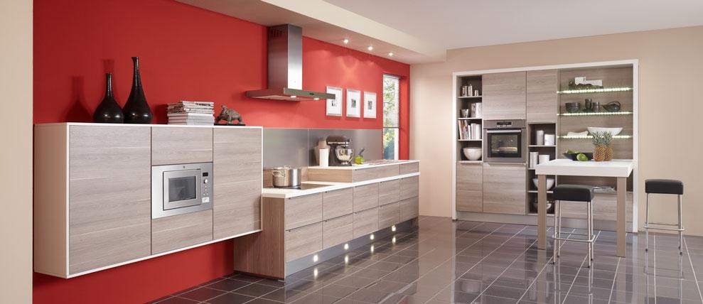 Modele de cuisine intégrée