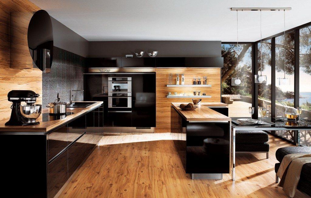 Modele De Cuisine Ouverte Sur Le Salon Tendancesdesignfr