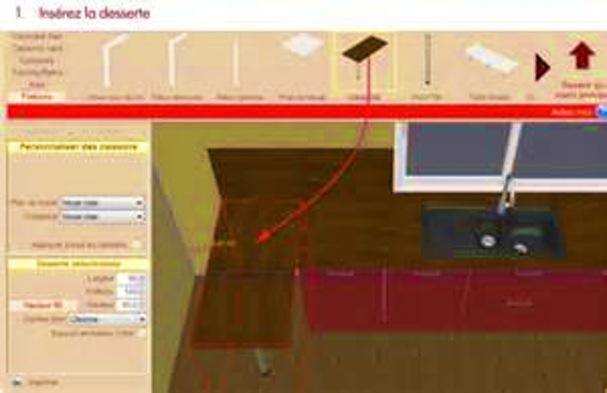 telecharger logiciel dessin cuisine gratuit. Black Bedroom Furniture Sets. Home Design Ideas