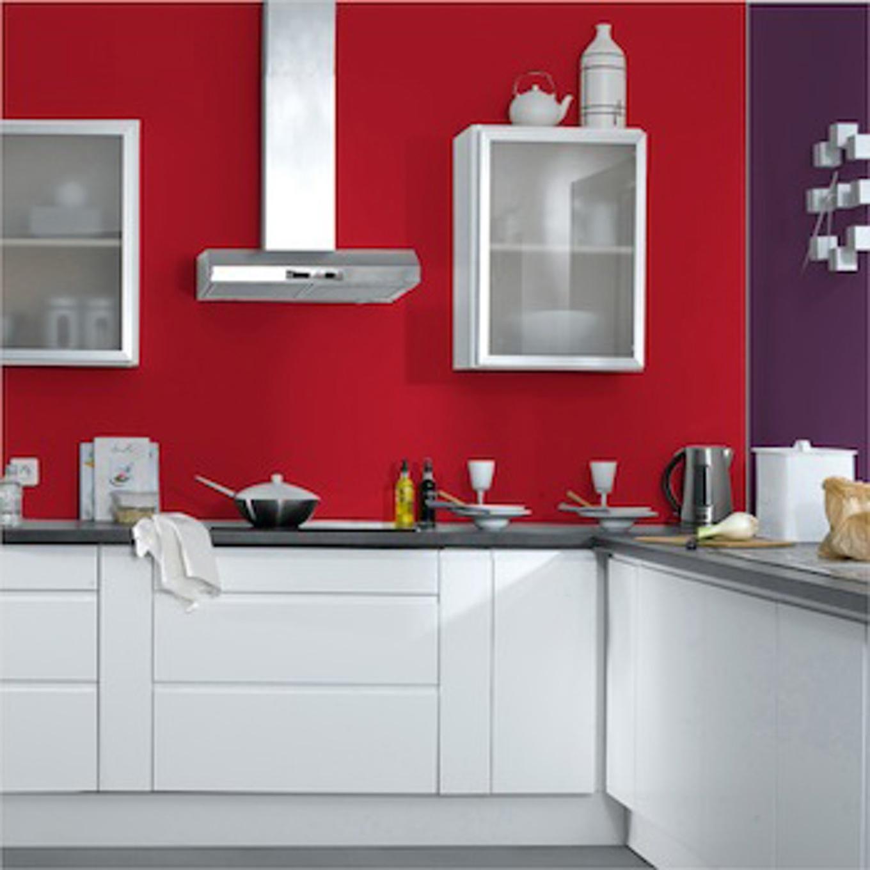 Peinture pour mur cuisine - Idee couleur peinture cuisine ...